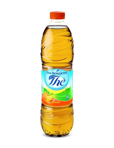 Ice Tea San Benedetto Pfirsich 150cl