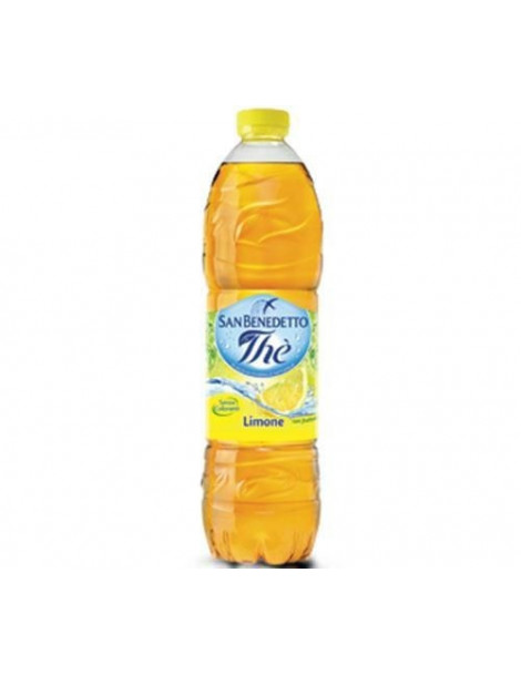 Ice Tea San Benedeto Zitrone 150cl