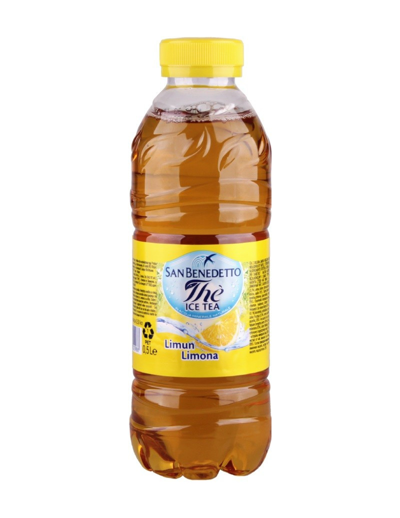 Ice Tea San Benedeto Zitrone 50cl